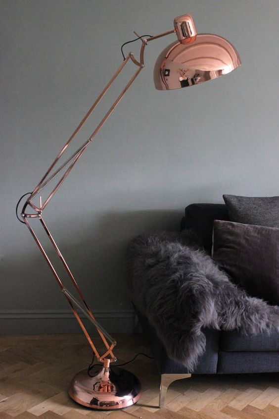 tall adjustable lamp
