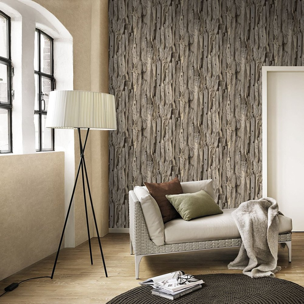 driftwood wallpaper design