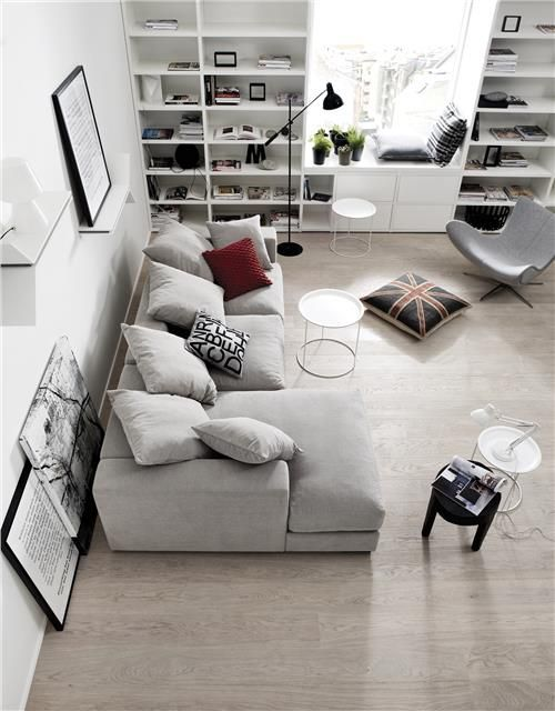 small modern living room
