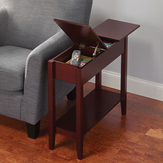 small living room side table