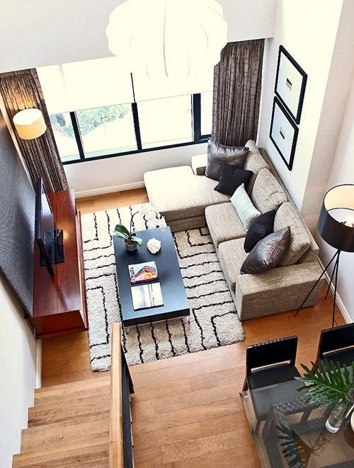 50 Brilliant Living Room Ideas And Designs For Smaller Homes