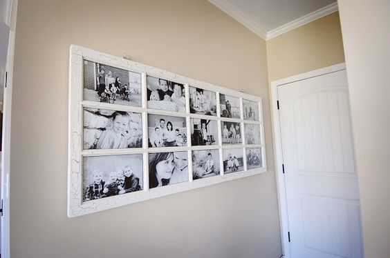 door frame picture frame