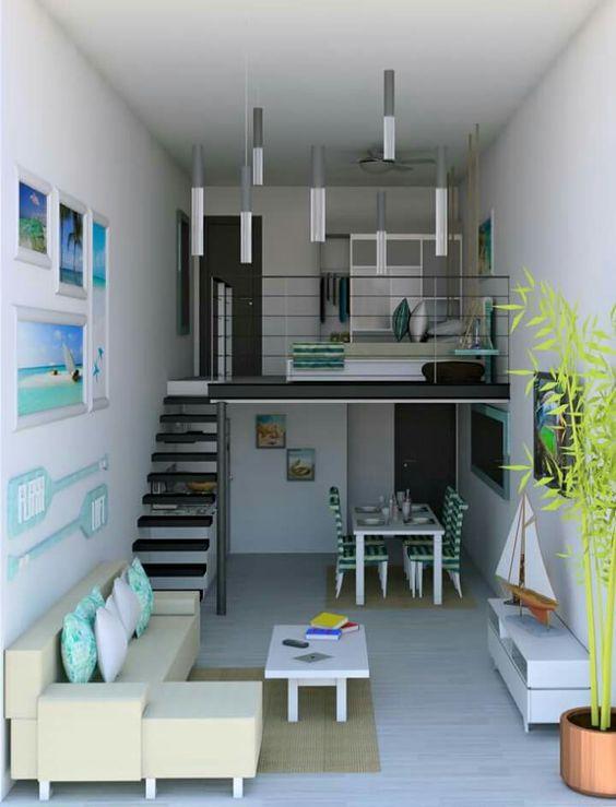cool seascape apartment