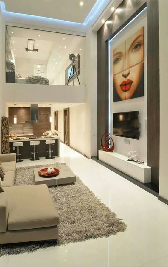 sophisticated apartment