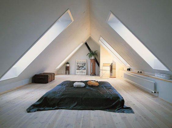 45 Brilliant Loft Bedroom Ideas and Designs — RenoGuide