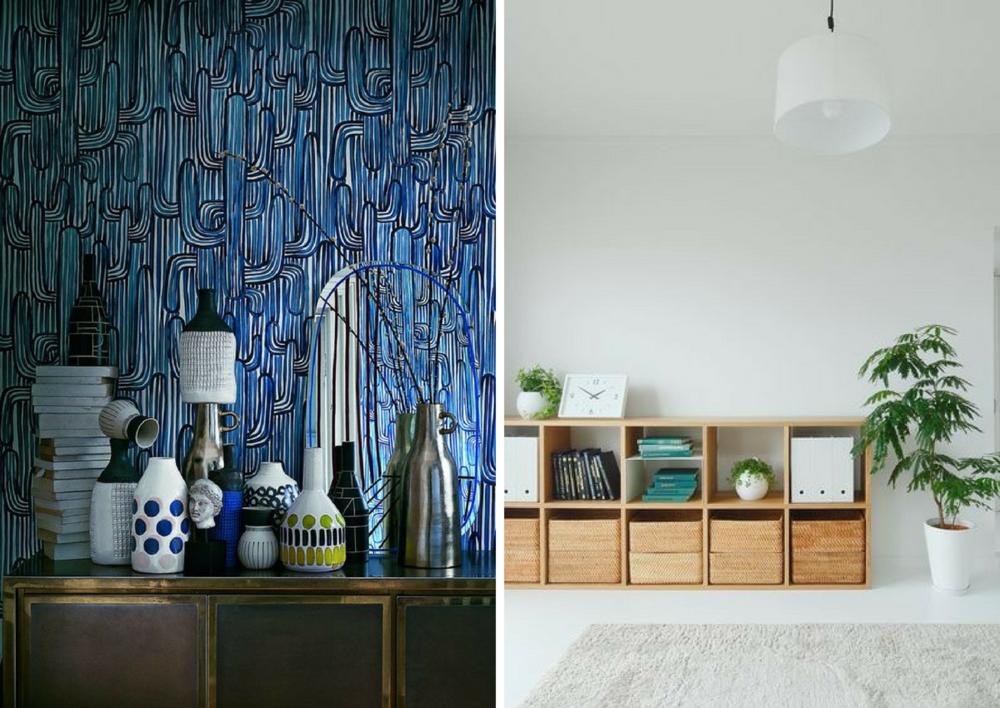 maximalist spaces vs minimalist spaces