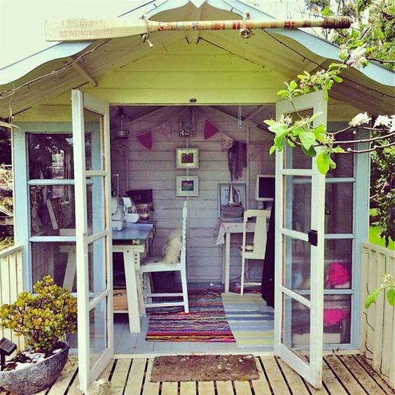 shed office