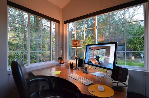 garden home office