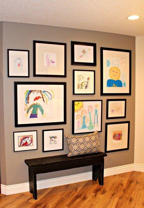 kids art gallery