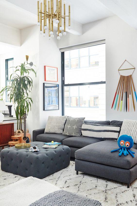 urbane family room