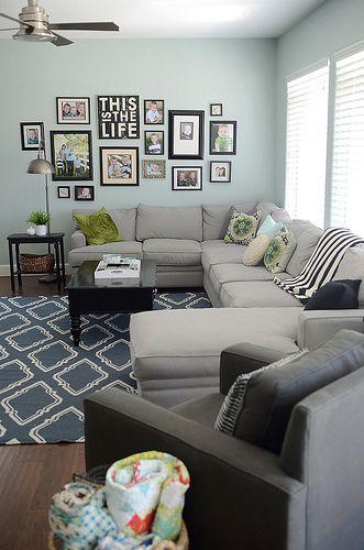 cosy family room