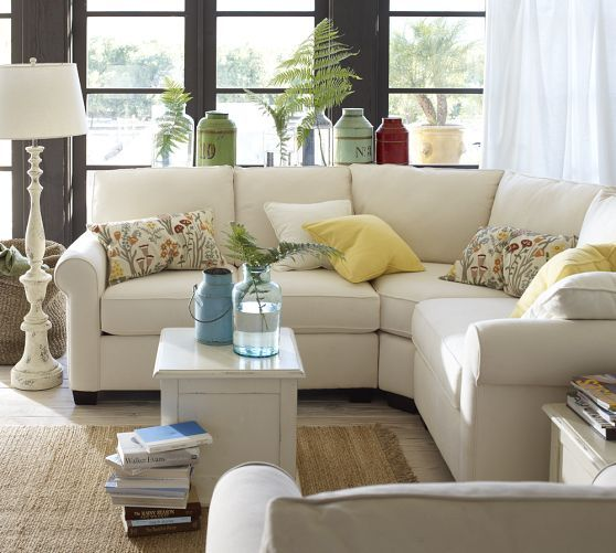 charming family room