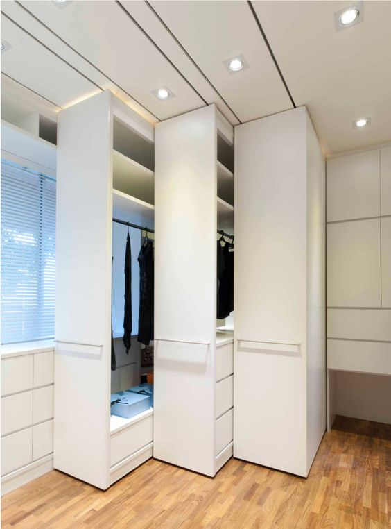 pull out cabinet wardrobes