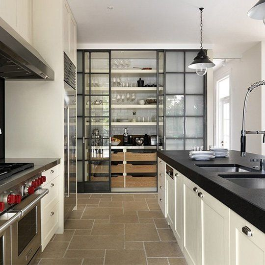 modern classy kitchen