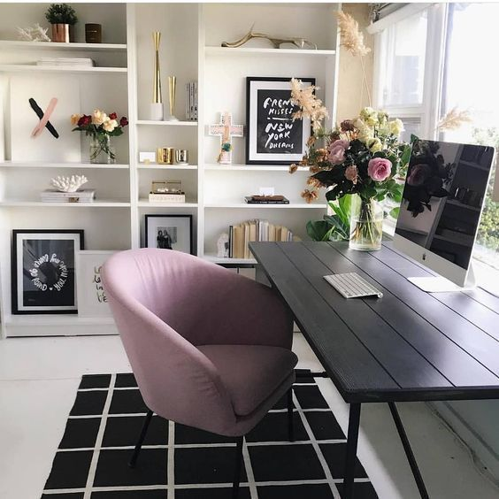 30 Modern Minimalist Home Office Ideas And Designs Renoguide Australian Renovation Ideas And Inspiration