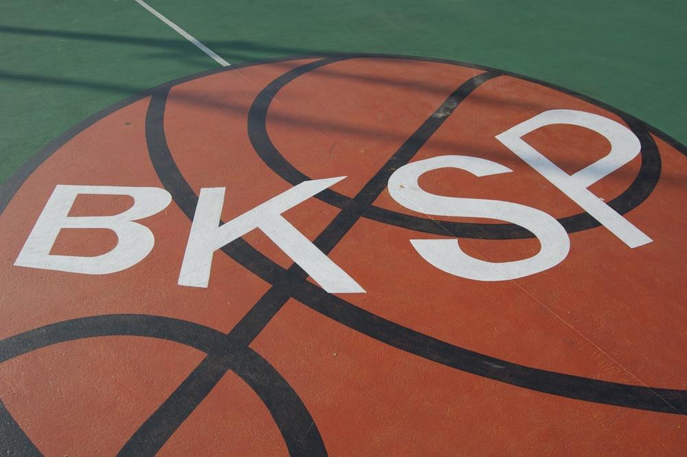BKSP basketball court