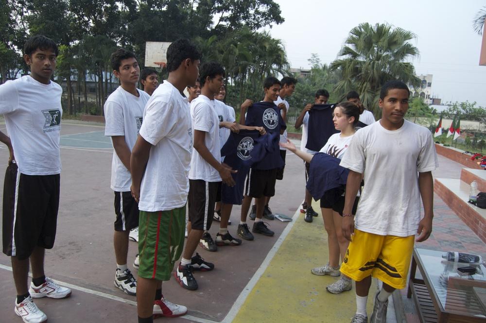 SELF and BKSP players