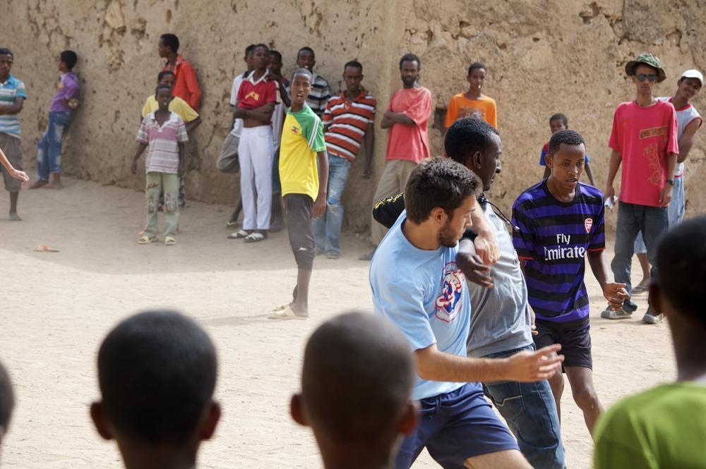 Soccer Play