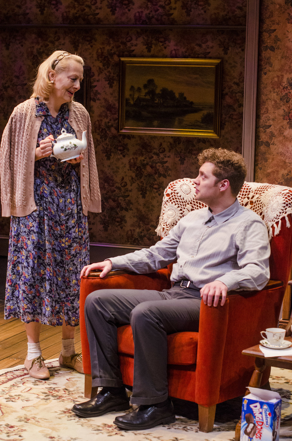 <i>The Piano Teacher</i> (Rep Stage)