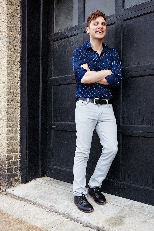 joshua morgan-actor, director