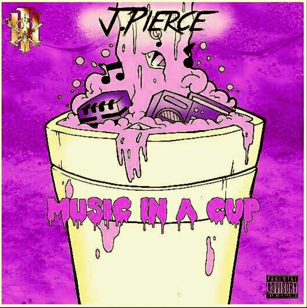 J Pierce Music in a Cup Album (on iTunes)