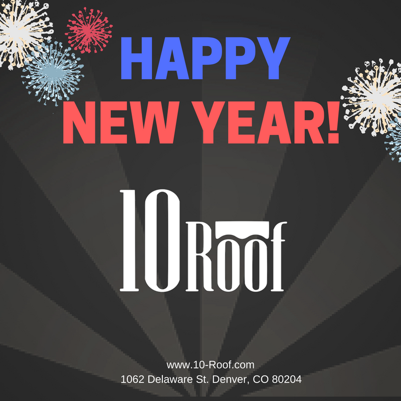 10roof would like to wish you a happy new year may 2017 be a year filled with wondrous joy and tremendous happiness