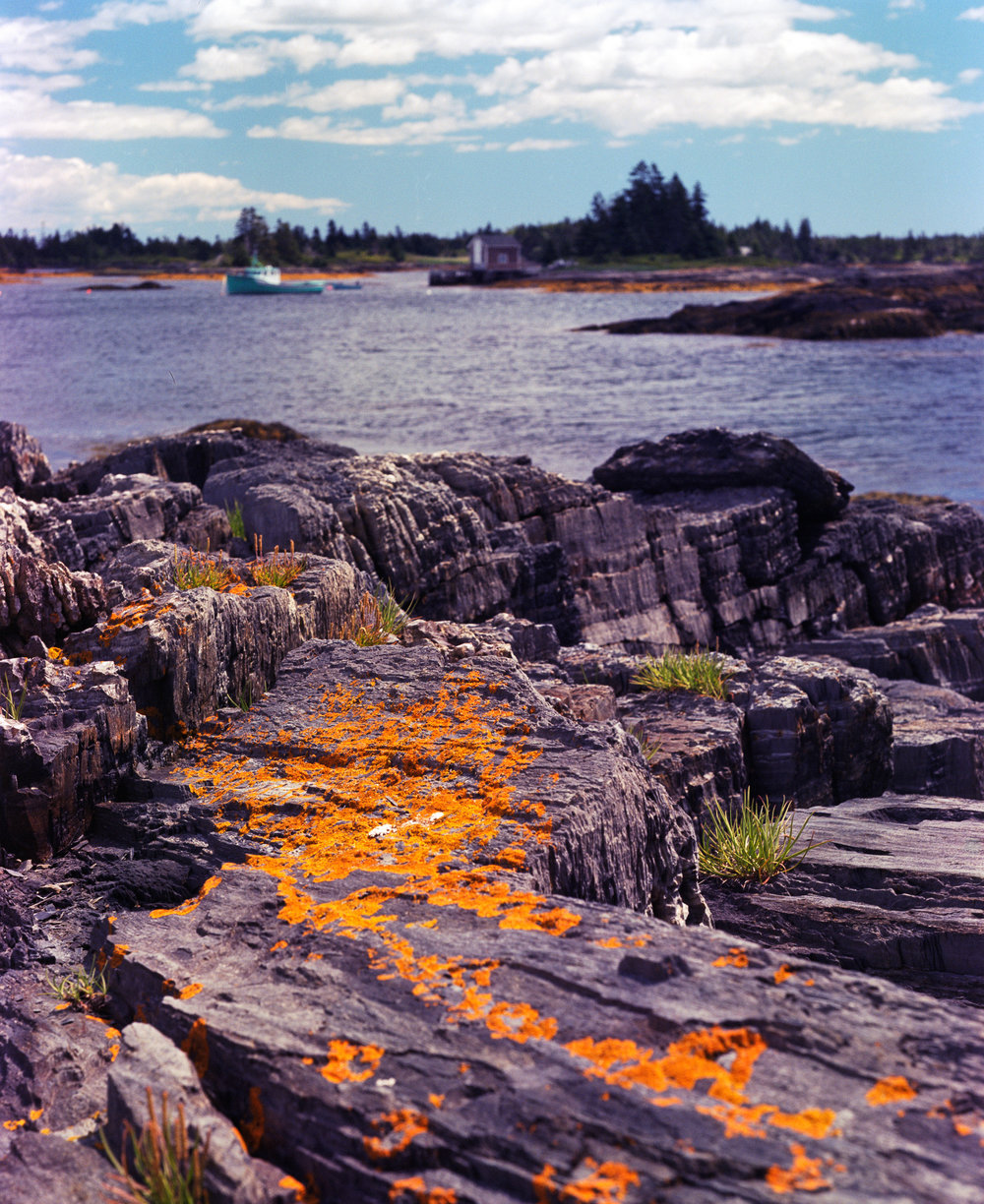 Blue Rocks near Lunenburg