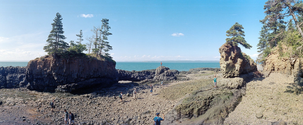 Bay of Fundy at Baxters Harbour