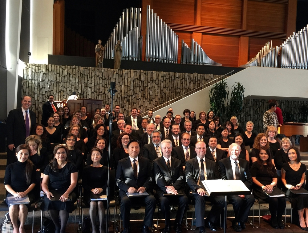 Diocesan Choir of Orange