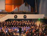 Diocesan Choir of Orange    CHRISTMAS CONCERT POSTER    Christ Concert Radio Ad    CONCERT PROGRAM