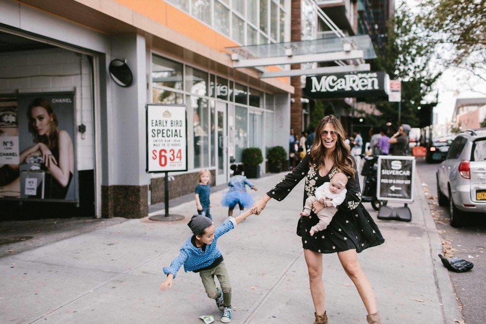 Play Date: Babies Who Brunch | McCarren Hotel & Pool | Brooklyn, NY by popular SLC mommy blogger Destiney of MomCrushMonday