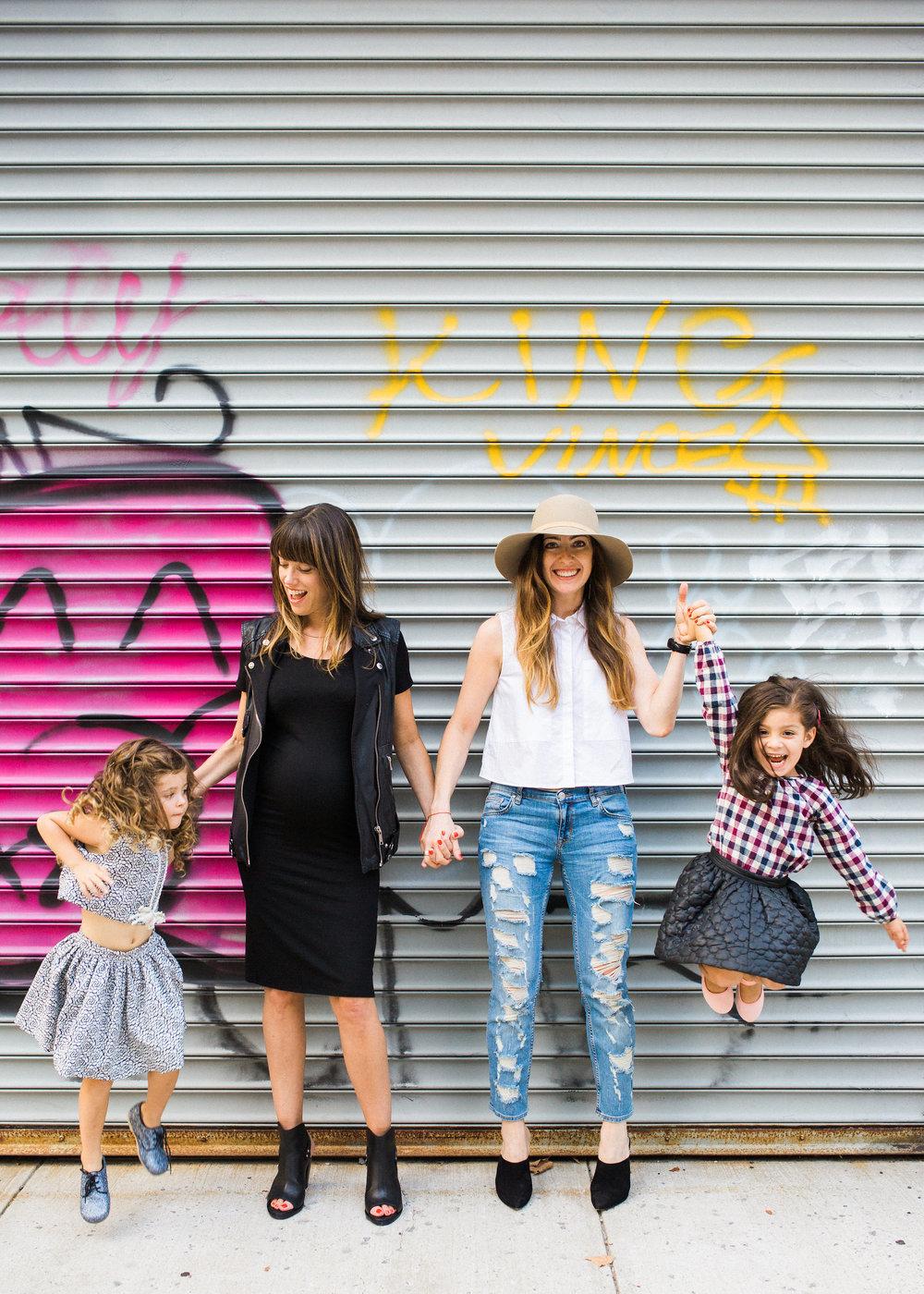 Monday's Mom Crush: HeyMama || Amri + Katya  by popular SLC mommy blogger Destiney of MomCrushMonday