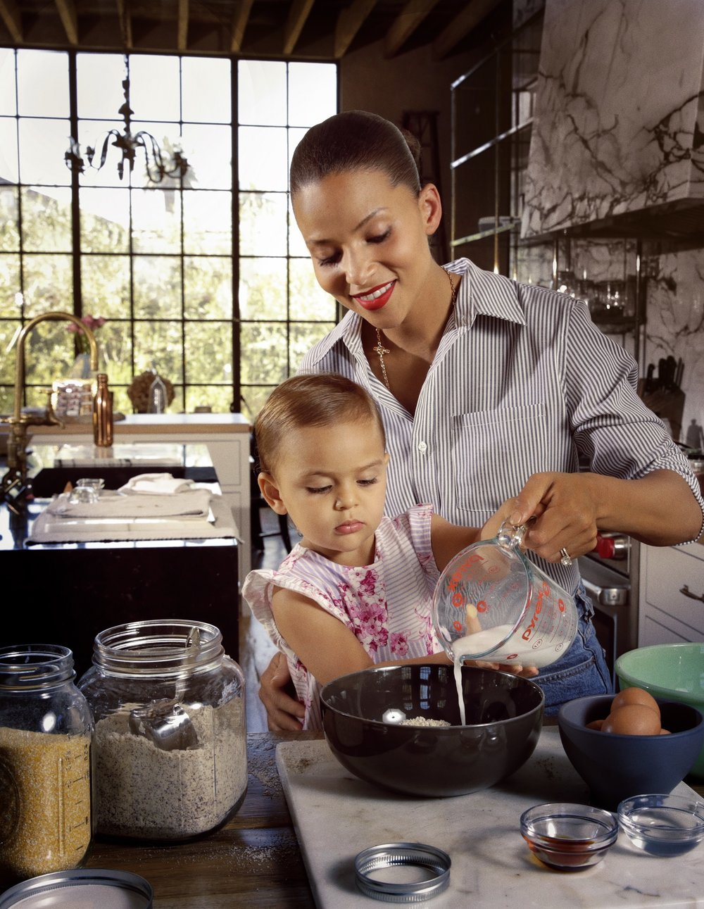 Monday's Mom Crush: Denise Vasi  by mommy blogger Destiney of Mom Crush Monday