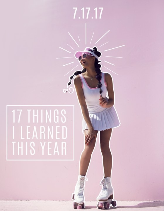 17 Things I Learned This Year by Utah mom blogger Destiney of MomCrushMonday