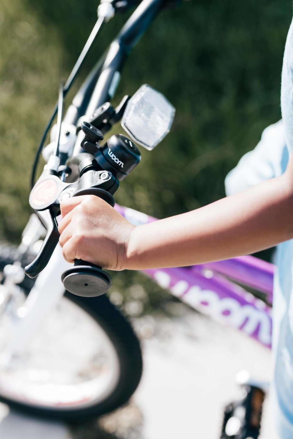 Bikin' it with Woom Bikes by Utah mom blogger Mom Crush Monday