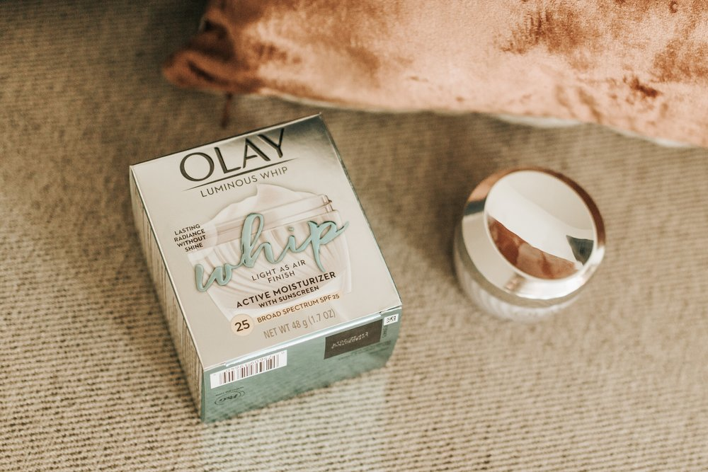OLAY Whips review featured by popular life and style blogger, Mom Crush Monday