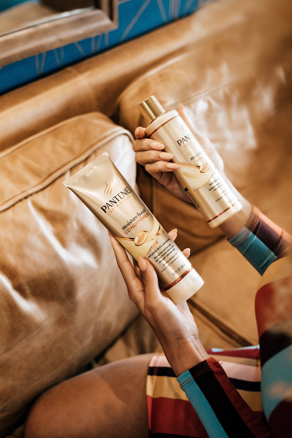 Pantene 14 Day Challenge featured by top US life and style blog, Mom Crush Monday