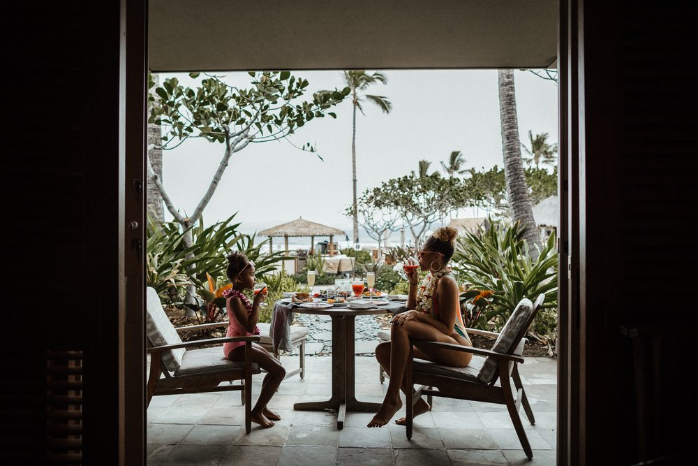 Four Seasons Hualalai Review featured by top US travel blog, Mom Crush Monday