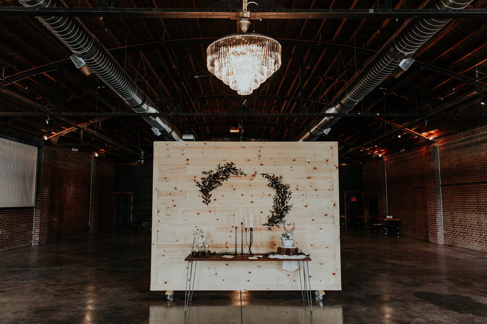 Industrial Reception Ideas for the modern bride | Be Images Photography