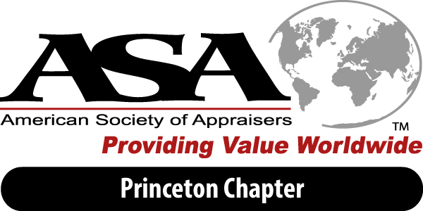 American Society of Appraisers - Princeton, Chapter 100