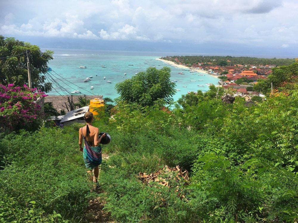 Beautiful Nusa Lembongan