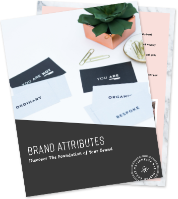 Brand Attributes Guide