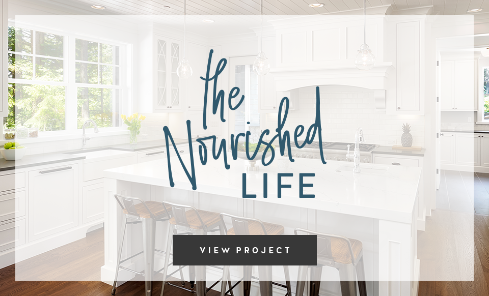 The Nourished Life by Janessa Slangen | www.janessarae.com