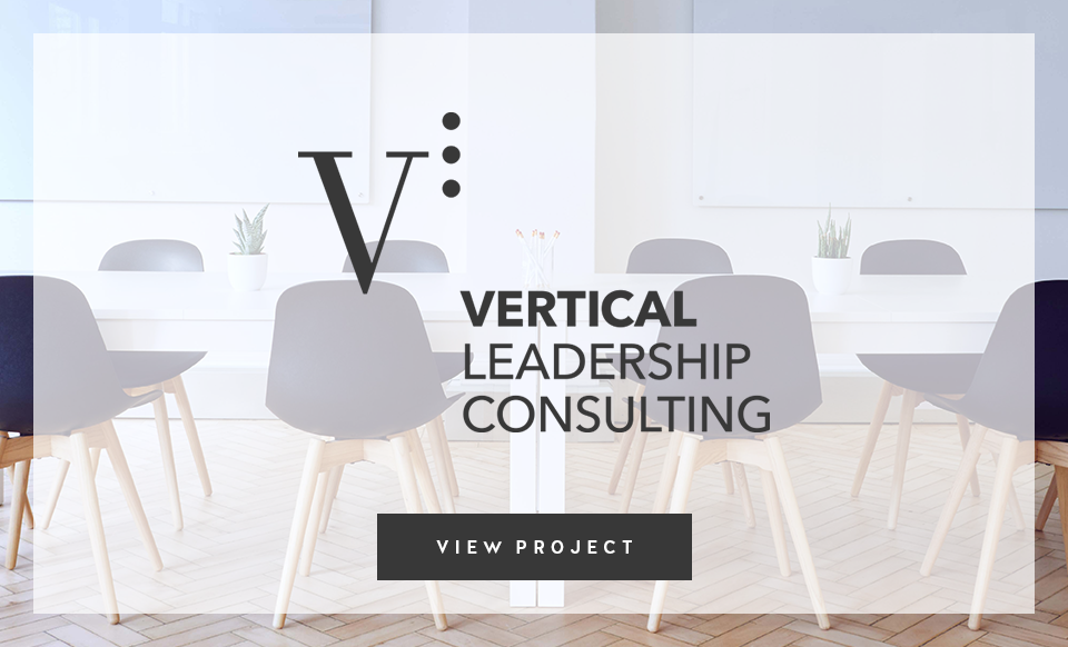 Vertical Leadership Consulting by Janessa Rae Design Creative & Sweaty Wisdom