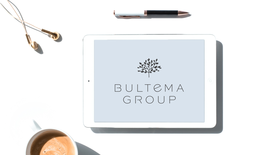 Bultema Group Logo Design by Janessa Rae Design Creative