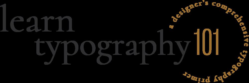Learn Typography 101 — Logo Design by Janessa Rae Design Creative