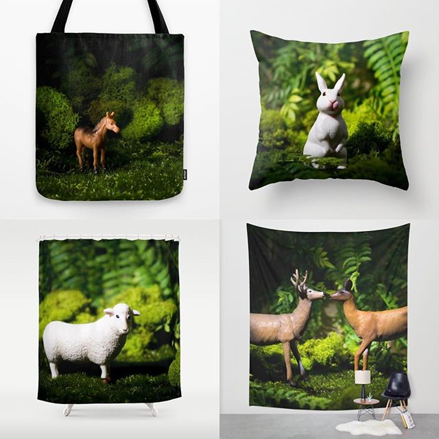Heyo! I've posted a few images from a recent photo series I did on @society6. These are a few of many woodland forest scenes available on various products for sale! I'd love and appreciate if you could check them out and SUPPORT A LIVING ARTIST. 👍🏻 (The dead ones won't really care) Link is society6.com/curiousdarling. Thanks ya'll! #supportalivingartist