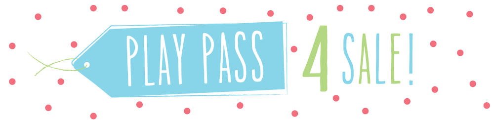 Share the Love Month Long Unlimited Play Pass for Sale!
