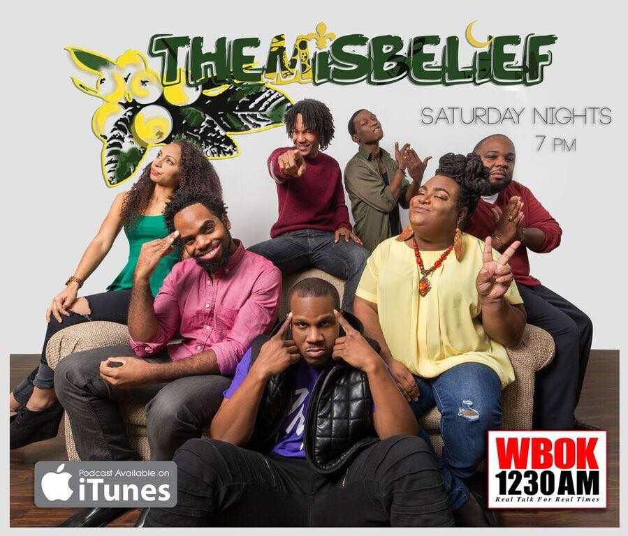 TheMisbelief RadioShow ft. Gia Hamilton