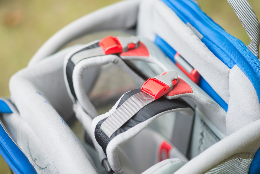 Osprey harness